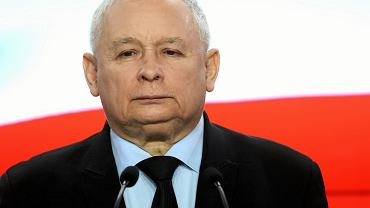 Prezesa Pis Jarosław Kaczyński