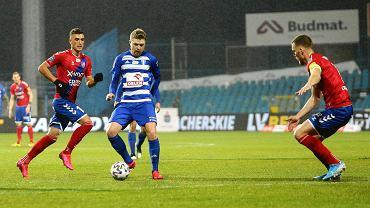 Ekstraklasa, piłka nożna. Wisła Płock - Raków Częstochowa 0:2
