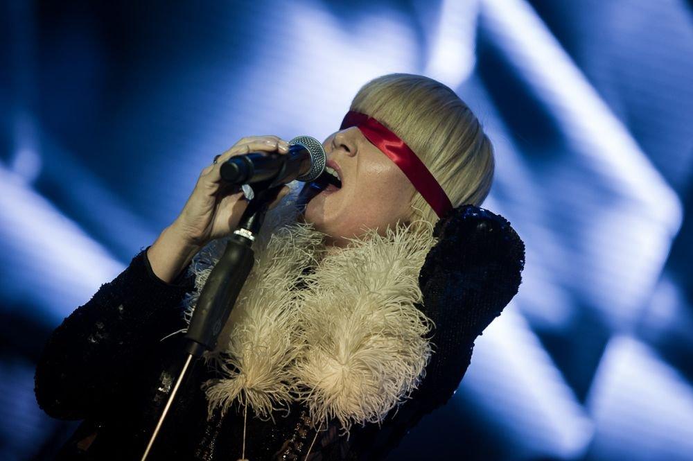 Roisin Murphy na festiwalu Audioriver 2015