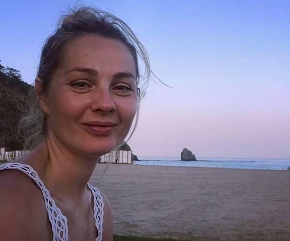 Małgorzata Socha na Instagramie: 'Wczasy wczasami, trening sam się nie zrobi'