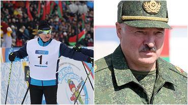 Aleksandar Łukaszenka w drużynie z synem wygrał sztafetę biathlonową w Raubicze