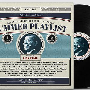 Czego słucha Barack Obama?
