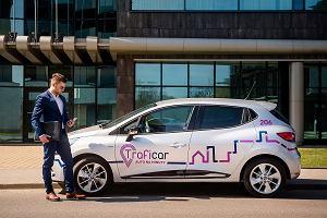 Na stacjach Orlenu będzie można wynająć auta na minuty od firmy Traficar. Car-sharing ma się coraz lepiej
