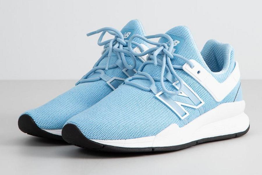 Niebieskie buty New Balance