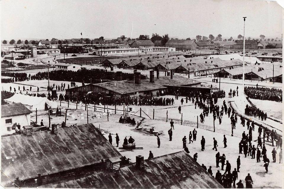 Zdjęcie numer 1 w galerii - Stalag IB Hohenstein. Upiorne miasto pod Olsztynem.