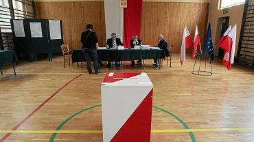 Kielce, 25 maja 2015. Wybory do Parlamentu Europejskiego