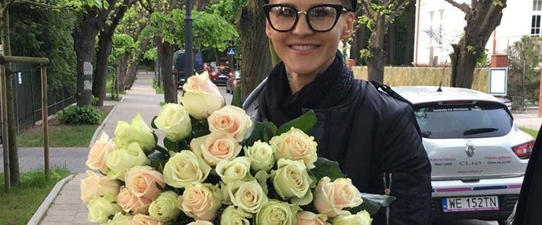 Agnieszka Chylińska świętuje 43. urodziny. Wrażenie robi tort, który dostała