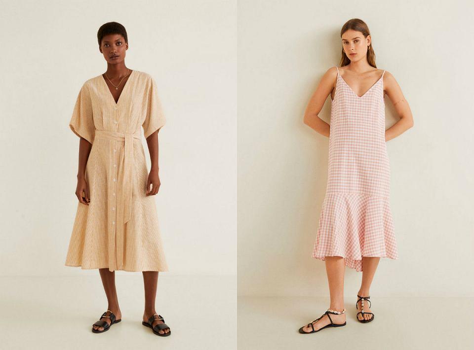 627d009be9 Promocja na produkty z nowej kolekcji MANGO. -30% na sukienki
