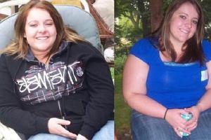 Kayla Sue Cody schudła 64 kg