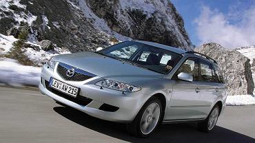 Mazda 6 2.0 MZR-CD