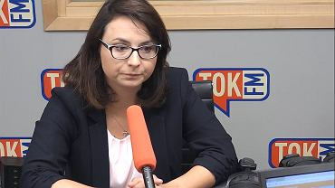 Kamila Gasiuk-Pihowicz w TOK FM