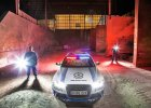 Audi RS4 Avant w nowej roli | Radiowóz w Australii