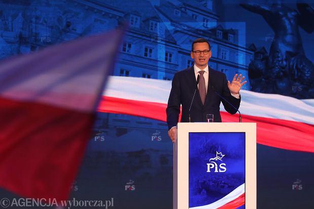 Konwencja samorządowa PiS. Premier Ochódzki, czyli jak Morawiecki mija się z prawdą