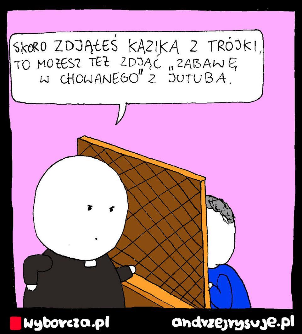 Andrzej Rysuje | KONFESJONAŁ - Andrzej Rysuje, 20.05.2020 - null