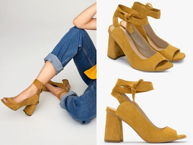 Ryłko wiązane sandały