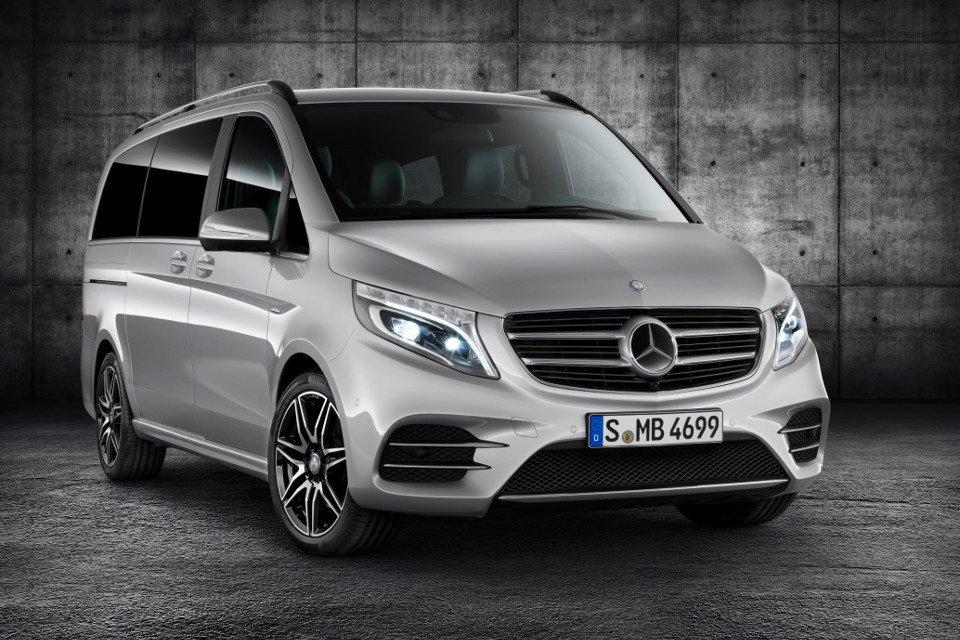 Mercedes Klasy V AMG Line