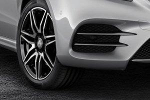 Mercedes Klasy V AMG Line | Van na sportowo