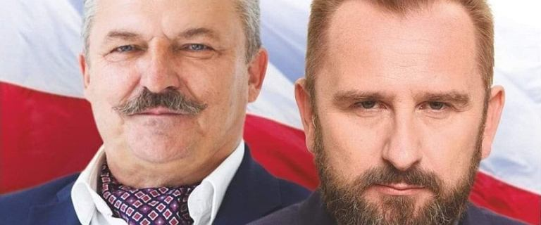 Jakubiak i  Liroy opuszczają Konfederację.