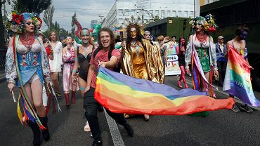 Parada Równości w Kijowie - 23 czerwca 2019