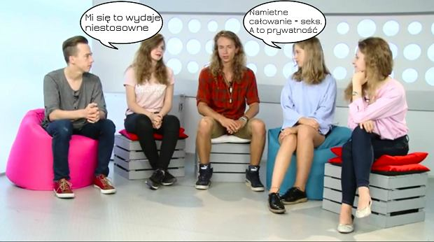 namiętne nastolatki seksualne