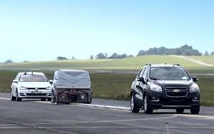 Euro NCAP testuje systemy AEB