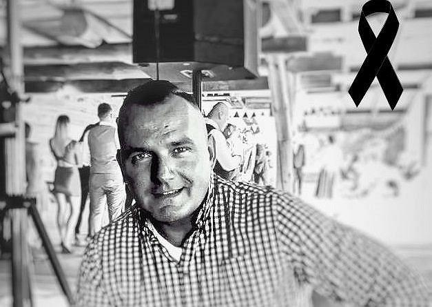 Mł. asp. Michał Kędzierski - policjant z Raciborza, który zginął podczas służby