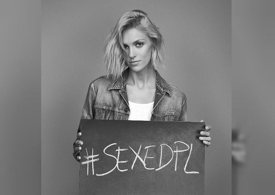 #SEXEDPL Anja Rubik otwiera w Warszawie szkołę pop-up