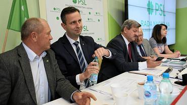 Rada Naczelna PSL w Warszawie. 6 lipca 2019