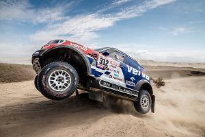 Jakub Przygoński, piąty kierowca Rajdu Dakar, dla Sport.pl: To był najtrudniejszy rajd w moim życiu. Przeżyliśmy krytyczny moment