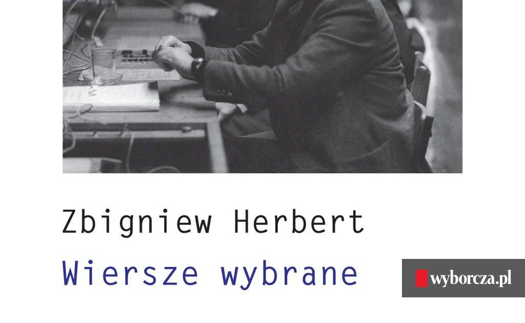 Zbigniew Herbert Wraca Do Poznania Czyli Historia Jednego