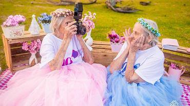 Brazylijskie bliźniaczki kończą 100 lat! Czy nie są urocze?