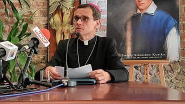 Bp Mirosław Milewski