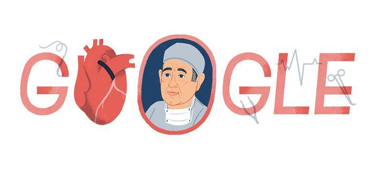 Kim był René Favaloro? Google Doodle świętuje 96. rocznicę urodzin argentyńskiego lekarza
