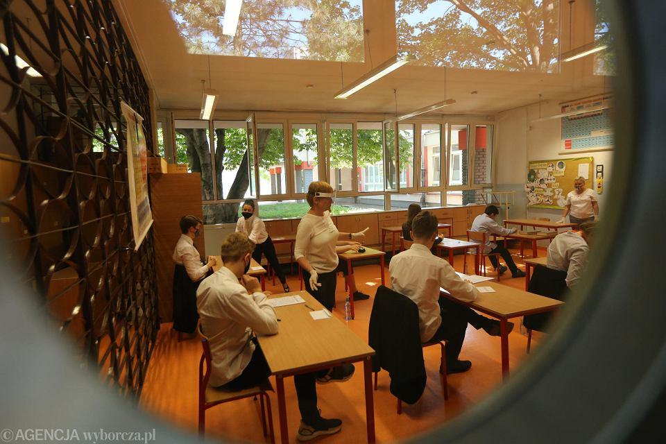 Szkoła w cieniu koronawirusa