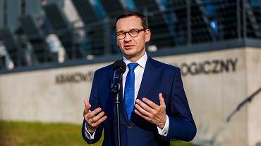 Mateusz Morawiecki w Krakowskim Parku Technologicznym