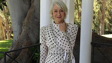 Helen Mirren opowiedziała, jak dba o sylwetkę