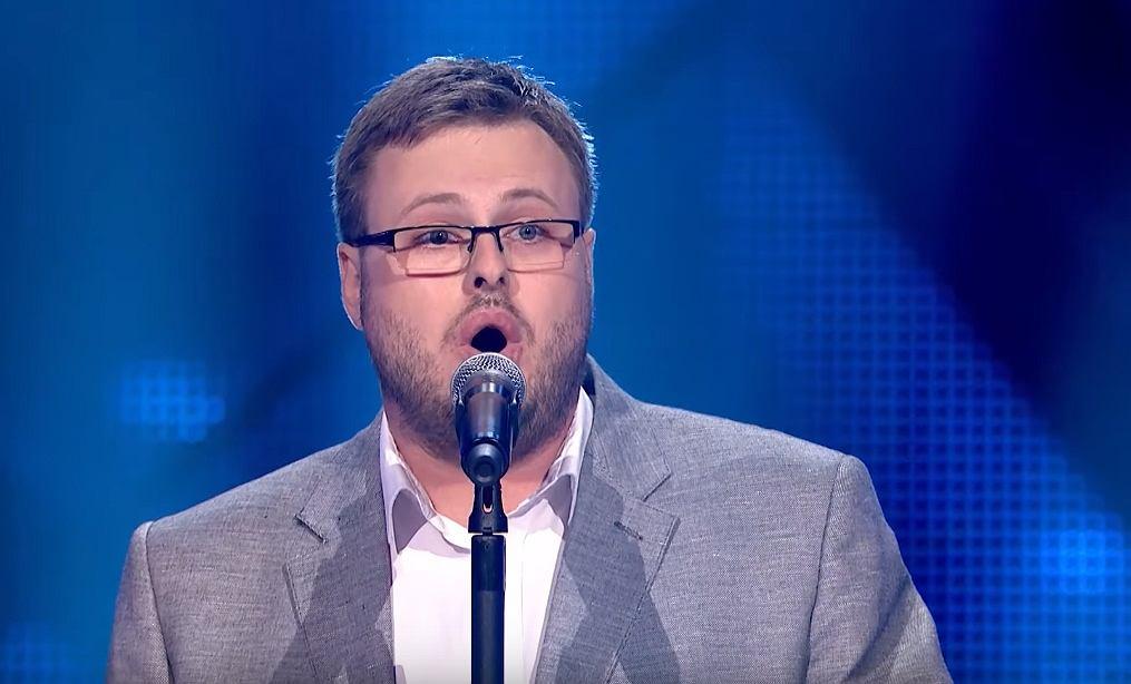 Michał Steciak - The Voice of Poland