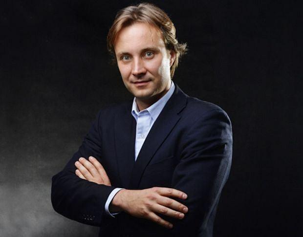 Jakub Szumielewicz, członek zarządu i dyrektor wykonawczy Legii