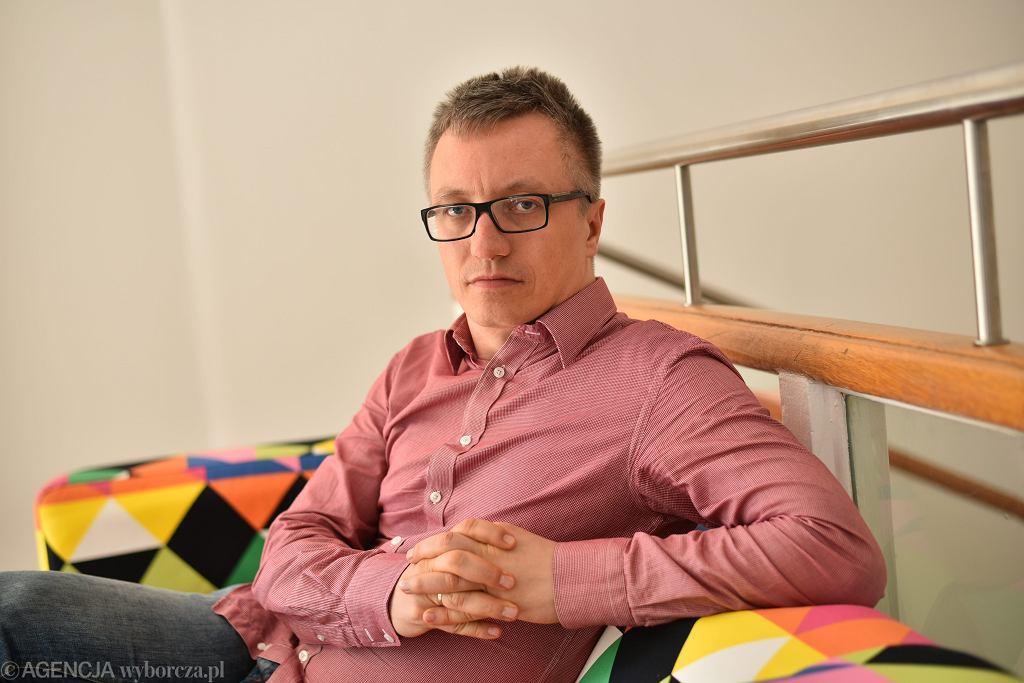 Łukasz Komuda Redaktor portalu Rynekpracy.org, ekspert rynku pracy FISE