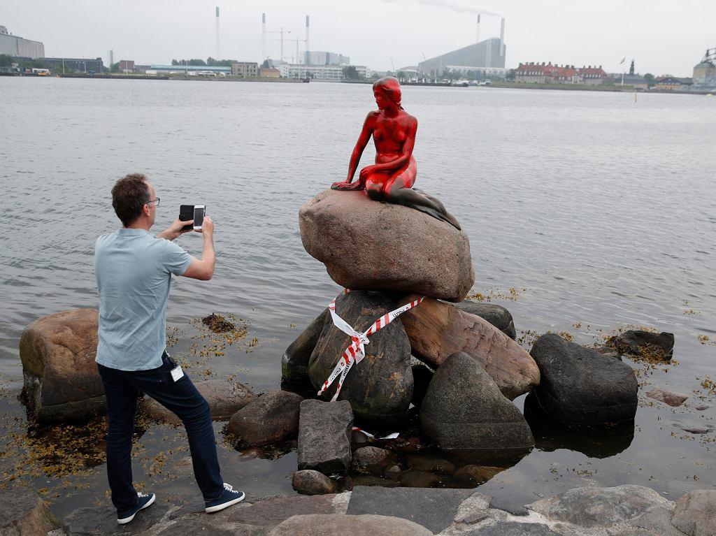 Syrenka w Kopenhadze, 30 maja 2017 r.