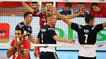 Mecz Polska Iran w Lodzi
