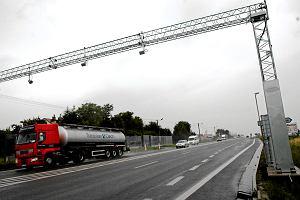 Fiskus z satelity naliczy ciężarówkom opłatę drogową