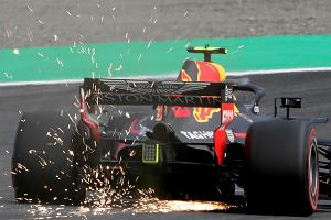 F1. GP Japonii. Verstappen: Vettel po prostu wjechał w mój bolid