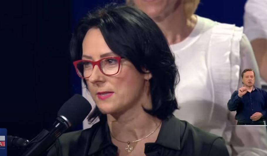 Uczestniczka debaty TVP: Nie byłam podstawiona