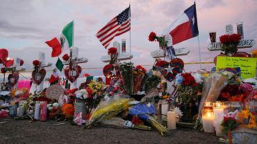 El Paso w Teksasie po masowej strzelaninie w centrum handlowym