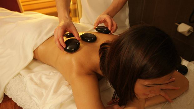 Tysiąc seks masażu