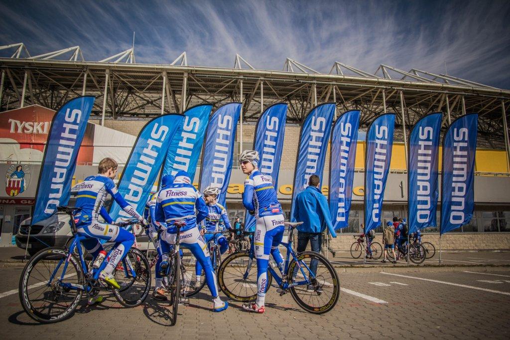 Otwarcie siedziby klubu kolarskiego Pacific na Motoarenie
