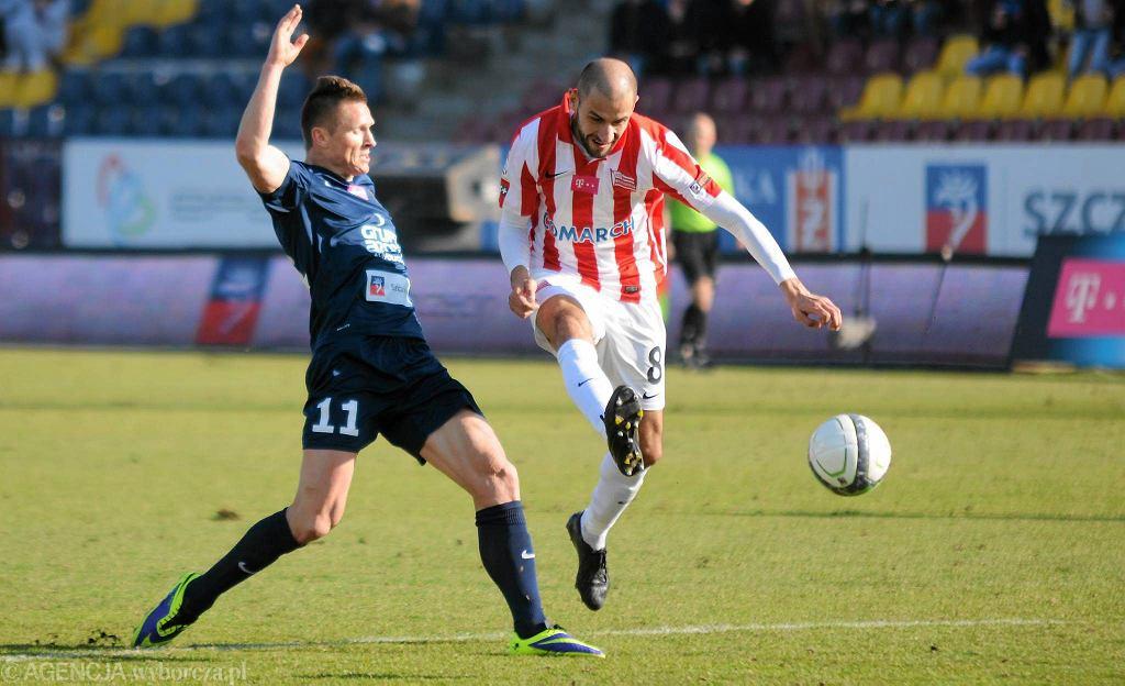 Marcin Robak wiosną zdobył 6 bramek