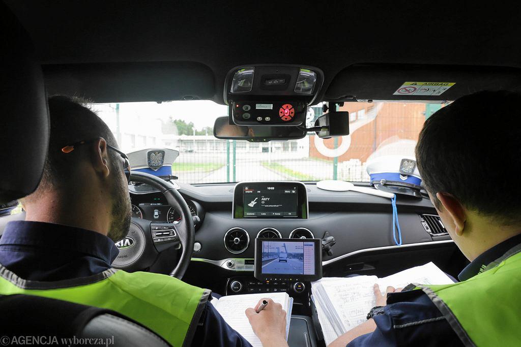Policjanci z grupy Speed (zdjęcie ilustracyjne)