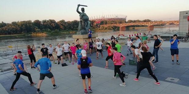Bieg Niepodległości, trening